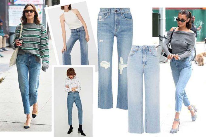 разновидности джинсовой ткани