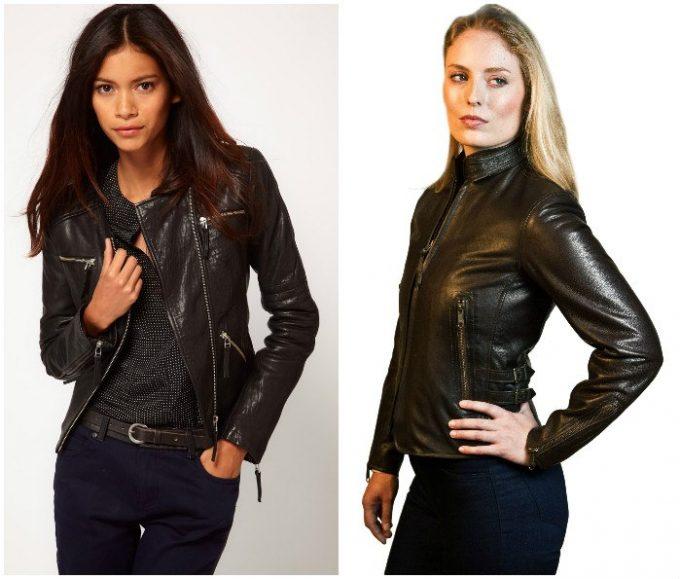 как выбрать правильно кожаную куртку