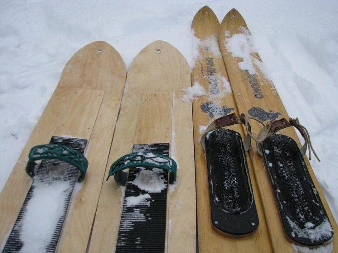 как выбрать охотничьи лыжи