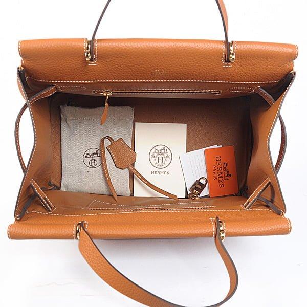 Ключи для настоящей сумки Hermes Birkin