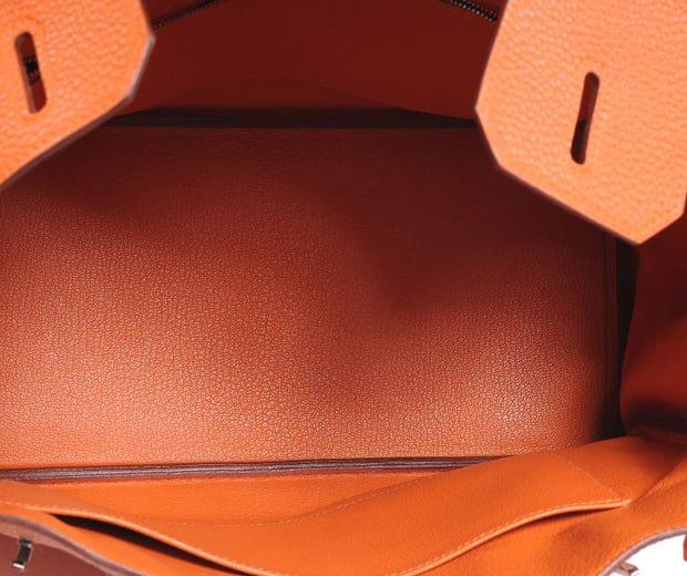 Материал для сумок Birkin