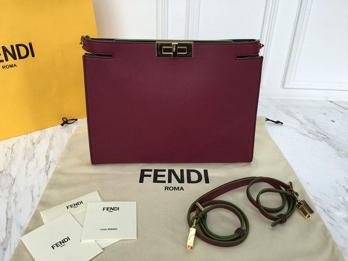 Сколько стоит настоящая сумка Fendi