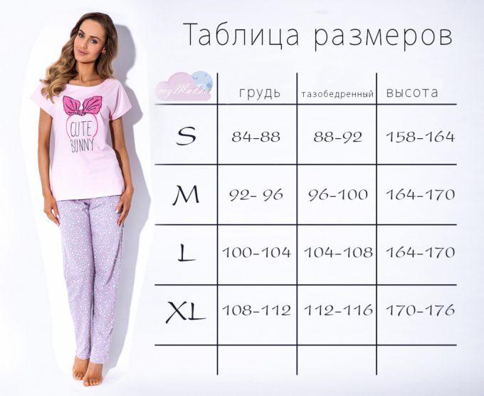 польские размеры одежды