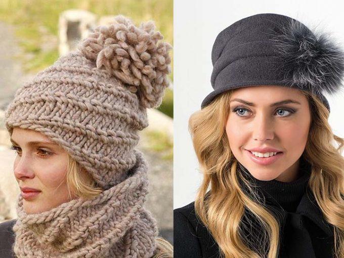 как выбрать женскую шапку