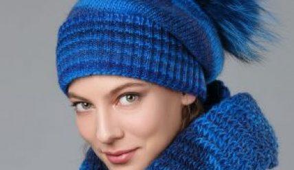 Таблицы для выбора женских шапок по возрасту
