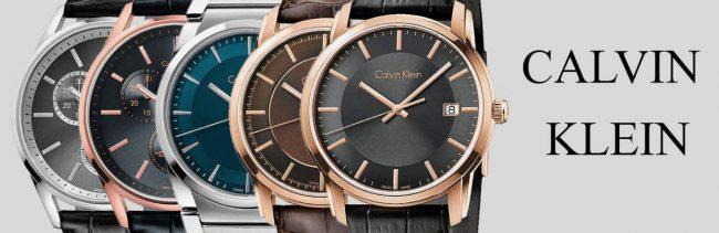 коллекция часов CK