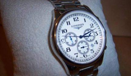 Подлинные часы Longines: как отличить подделку