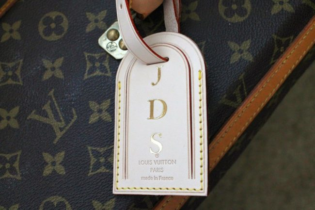 бирка сумки Louis Vuitton