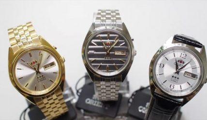 Подлинность оригинальных часов Orient против подделки