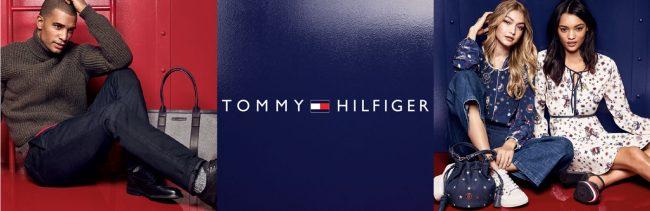 одежда и аксессуары от Tommy Hilfiger для мужчин и женщин