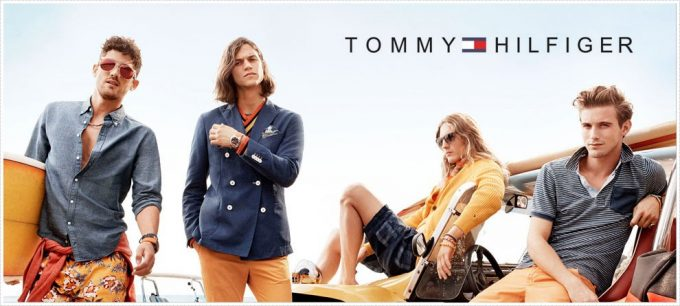 повседневная одежда от Tommy Hilfiger