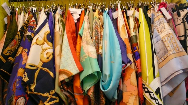 Разновидность женского платка