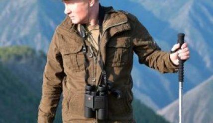 Топ-5 самых лучших курток от Владимира Путина