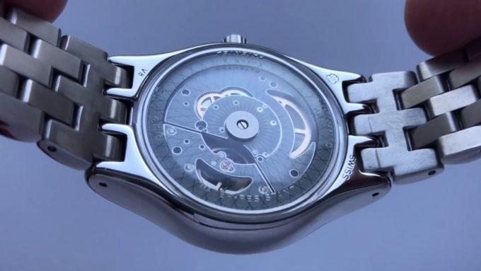 Механизм оригинальных часов swatch