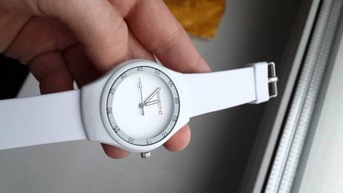 Как отличить настоящие часы swatch