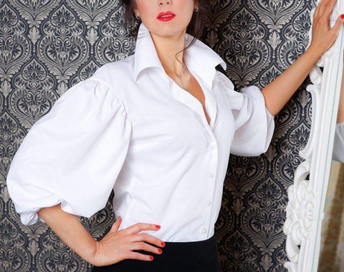 комфортные блузки