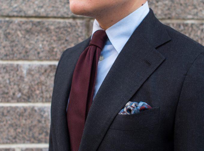 как выбрать галстук