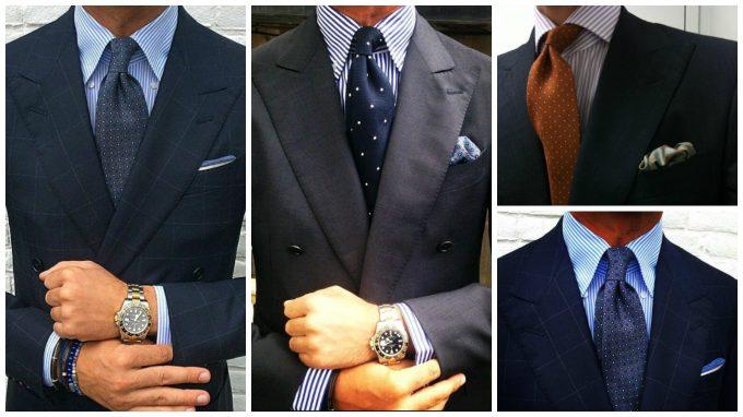 галстук на все случаи