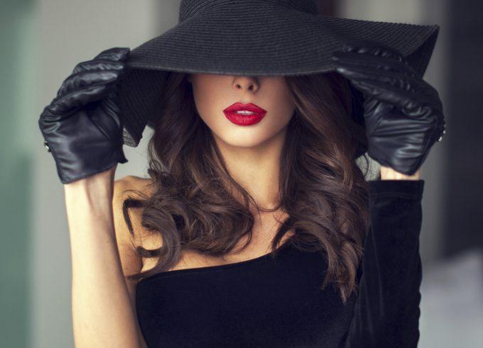 макияж одежда и свет