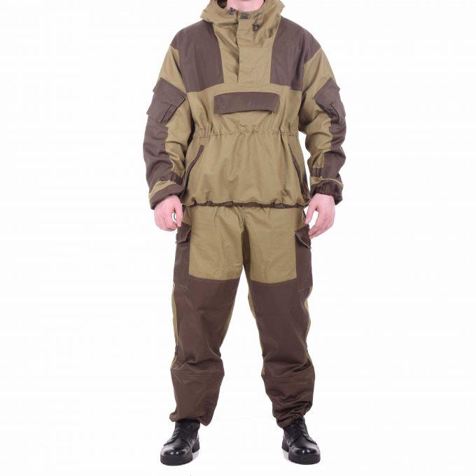 отличительные черты куртки анорак