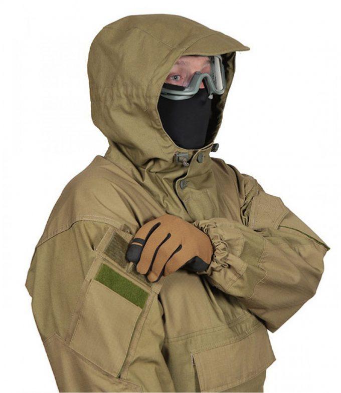 ткань на куртки анорак