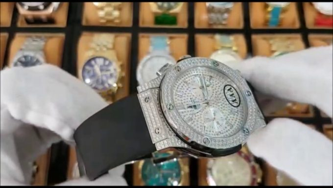 качество и стиль часов Hublon