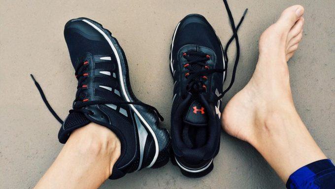 разнашивание обуви